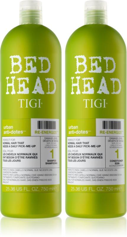 TIGI Bed Head Urban Antidotes Re-energize kozmetická sada VI.