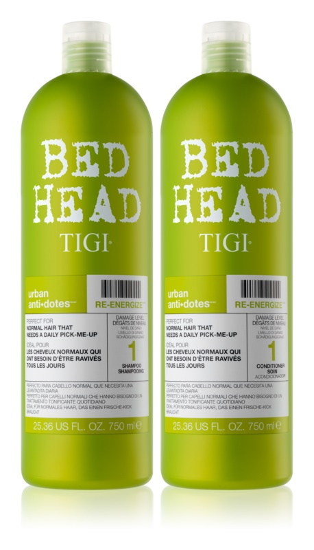 TIGI Bed Head Urban Antidotes Re-energize косметичний набір VI.