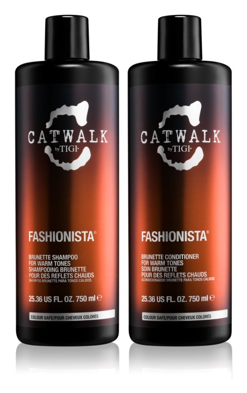 TIGI Catwalk Fashionista kosmetická sada XI.