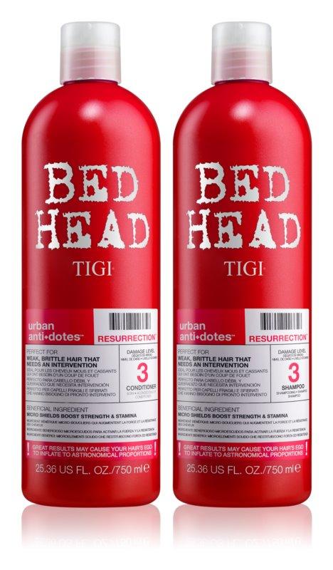 TIGI Bed Head Urban Antidotes Resurrection козметичен пакет  I.