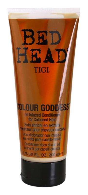 TIGI Bed Head Colour Goddess маслен балсам за боядисана коса