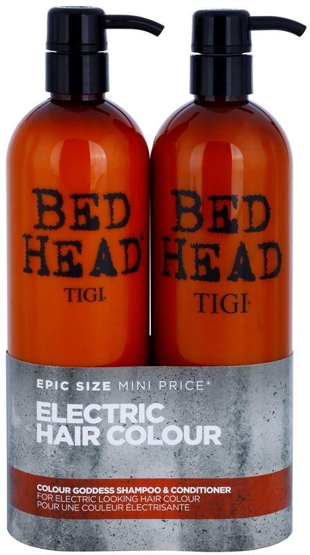 TIGI Bed Head Colour Goddess kosmetická sada XII.