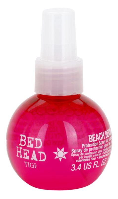 TIGI Bed Head Beach Bound spray de proteção para cabelo pintado