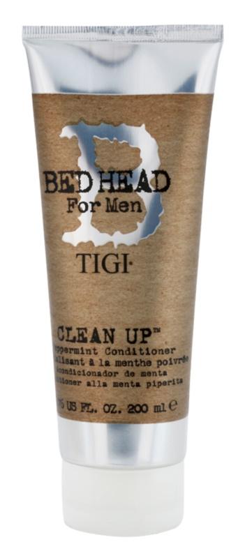 TIGI Bed Head B for Men čistiaci kondicionér proti padaniu vlasov