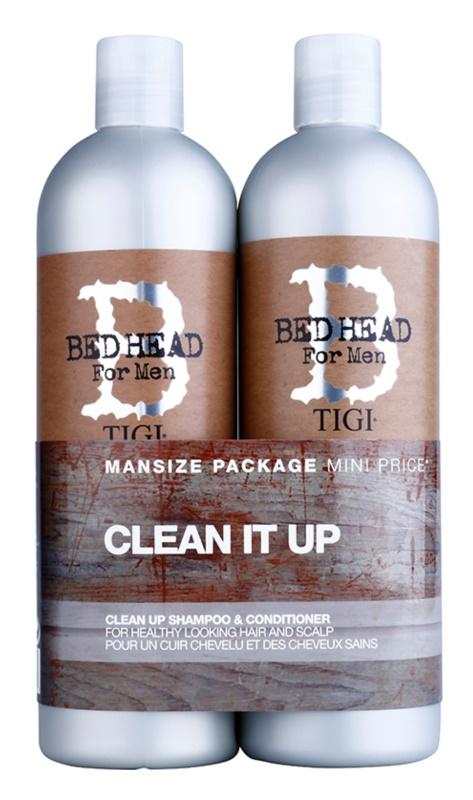 TIGI Bed Head B for Men lote cosmético IX.