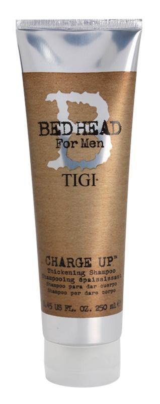 TIGI Bed Head B for Men šampón pre objem