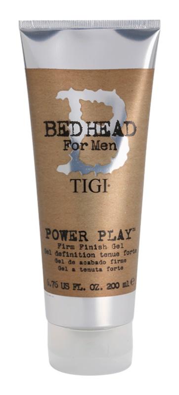 TIGI Bed Head B for Men gel coiffant  fixation forte