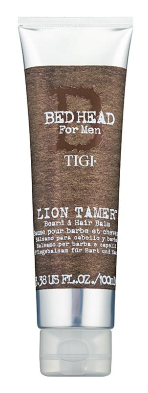 TIGI Bed Head B for Men balzam na bradu a vlasy
