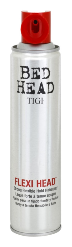 TIGI Bed Head Flexi Head silný lak na vlasy pro flexibilní zpevnění