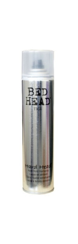 TIGI Bed Head Hard Head Hairspray Strong Firming