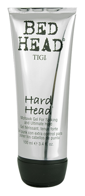 TIGI Bed Head Hard Head gel de cabelo fixação extra forte