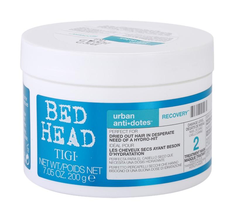 TIGI Bed Head Urban Antidotes Recovery Regenerierende Maske für trockenes und beschädigtes Haar