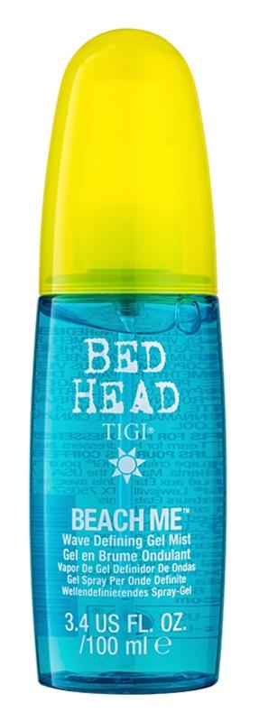 TIGI Bed Head Beach Me gel en spray con textura de playa