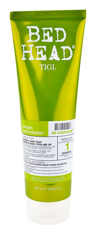 TIGI Bed Head Urban Antidotes Re-energize sampon normál hajra