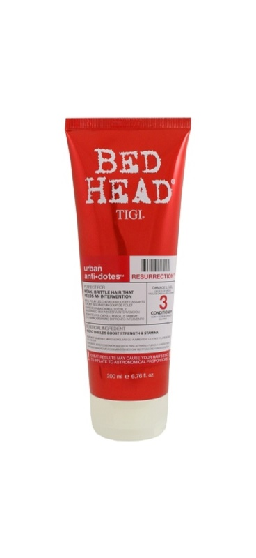 TIGI Bed Head Urban Antidotes Resurrection kondicionáló gyenge, károsult hajra