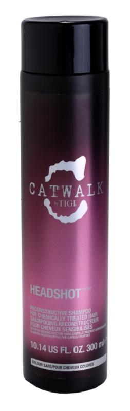 TIGI Catwalk Headshot regeneracijski šampon za kemično obdelane lase
