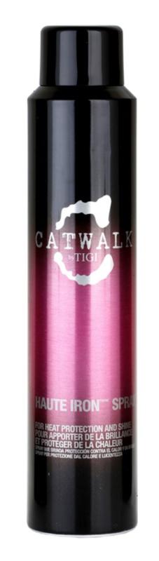 TIGI Catwalk Sleek Mystique Haute Iron Spray