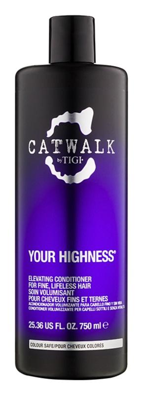 TIGI Catwalk Your Highness balzam za volumen