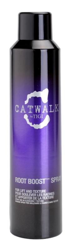 TIGI Catwalk Your Highness espuma para dar volume desde o raiz
