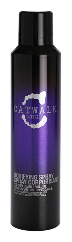 TIGI Catwalk Your Highness spray para volume perfeito