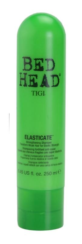 TIGI Bed Head Elasticate posilňujúci šampón pre oslabené vlasy
