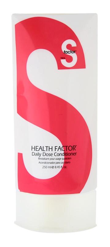 TIGI S-Factor Health Factor kondicionér pro suché a poškozené vlasy