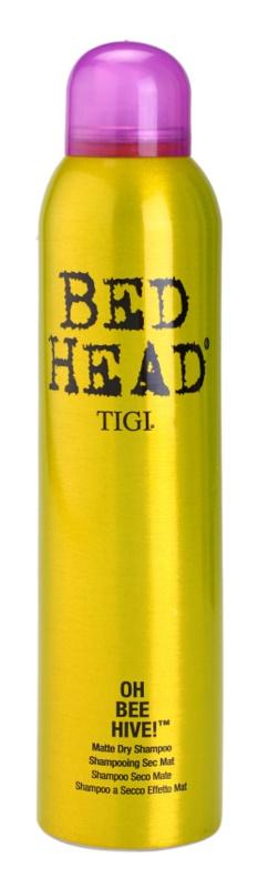 TIGI Bed Head Oh Bee Hive! champô para cabelo seco e baço