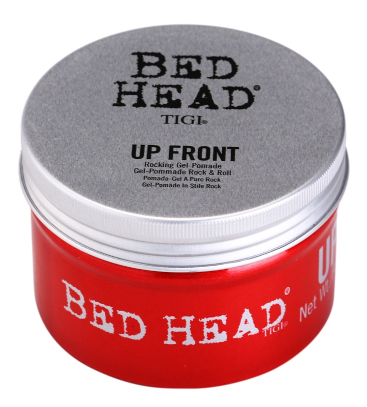 TIGI Bed Head Up Front gelová pomáda na vlasy