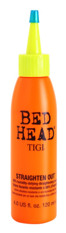 TIGI Bed Head Straighten Out Straighten Out 98% Humidity - Defying Straightening Cream