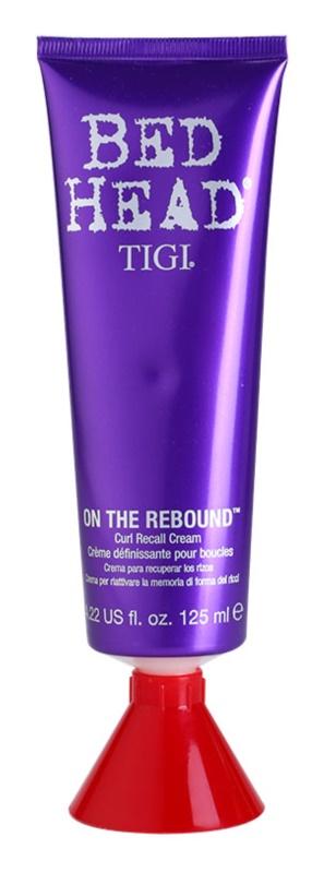 TIGI Bed Head On the Rebound crema styling pentru bucle flexibile