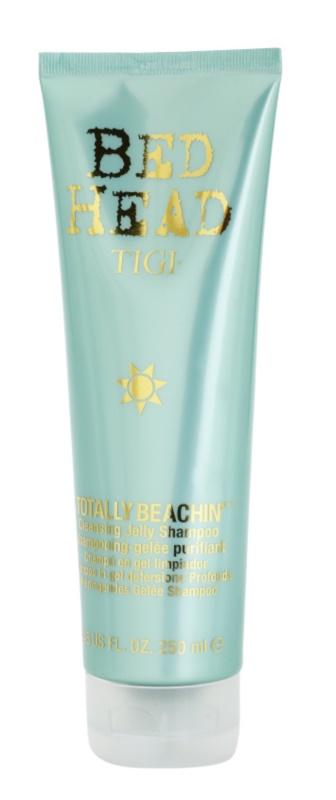 TIGI Bed Head Totally Beachin shampoing purifiant pour cheveux exposés au soleil