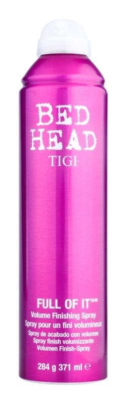 TIGI Bed Head Full of It laca de cabelo para dar volume