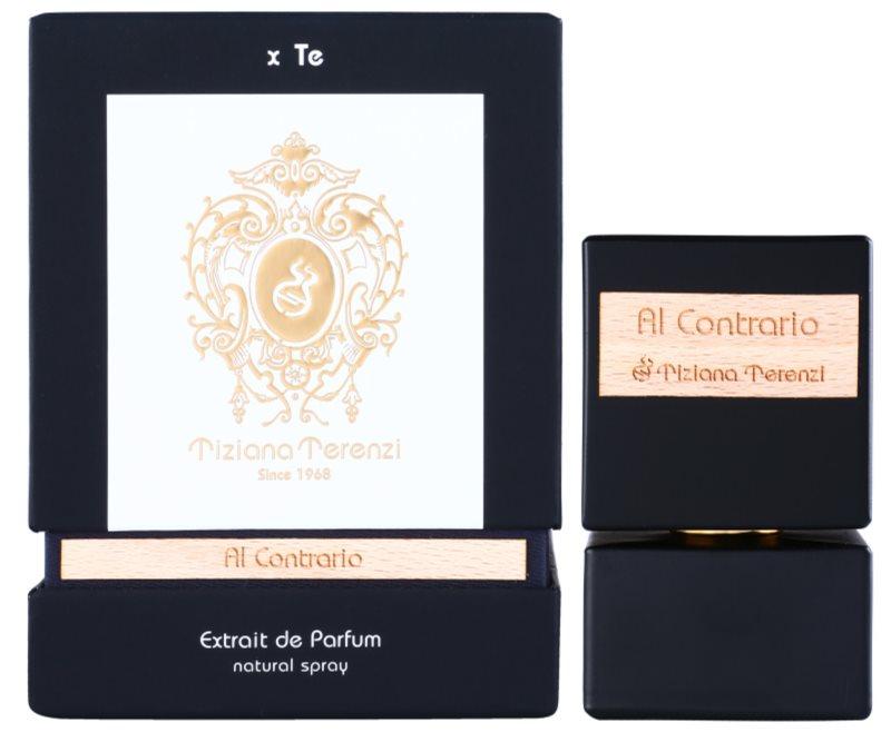 Tiziana Terenzi Black Al Contrario Parfüm Extrakt unisex 50 ml