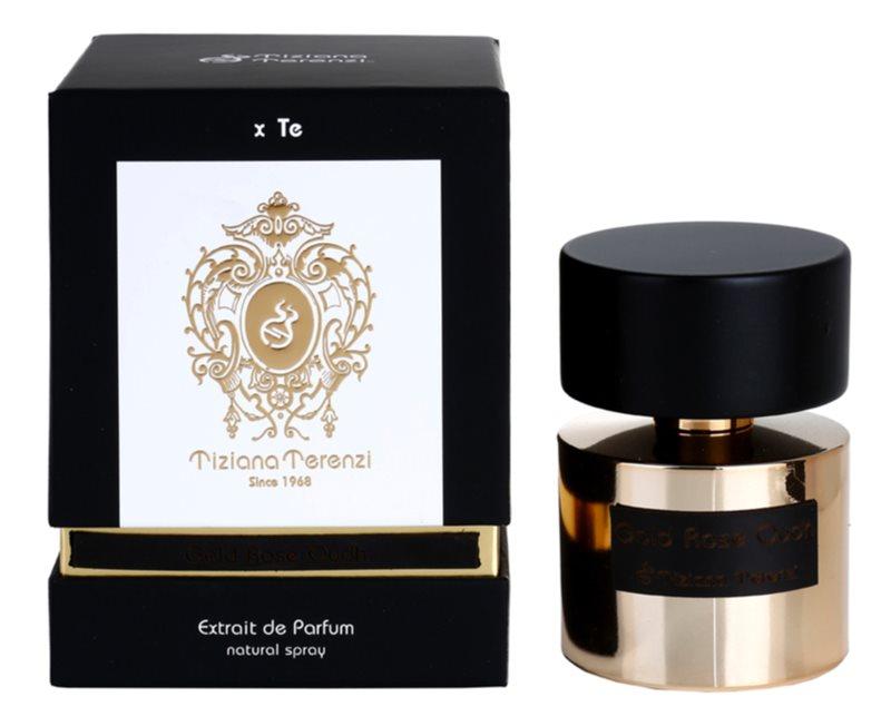 Tiziana Terenzi Gold Gold Rose Oudh ekstrakt perfum unisex 100 ml