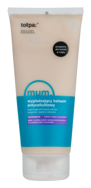 Tołpa Dermo Body Mum Smoothing Body Balm To Treat Cellulite