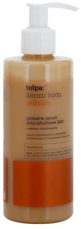 Tołpa Dermo Body Cellulite ser la nivel mondial cu ultrasunete anti celulita