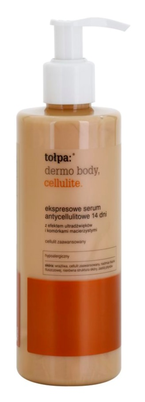 Tołpa Dermo Body Cellulite сироватка для тіла проти розтяжок та целюліту