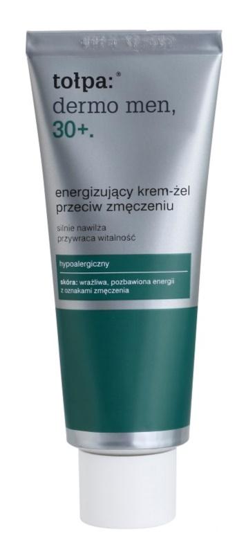 Tołpa Dermo Men 30+ energizující gelový krém pro unavenou pleť