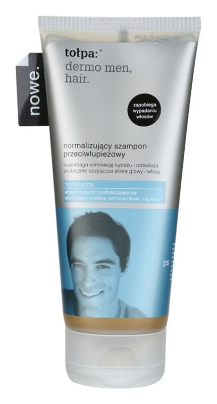 Tołpa Dermo Men Hair champô normalizador anti-caspa