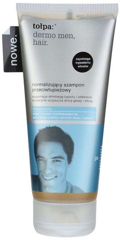 Tołpa Dermo Men Hair normalizačný šampón proti lupinám