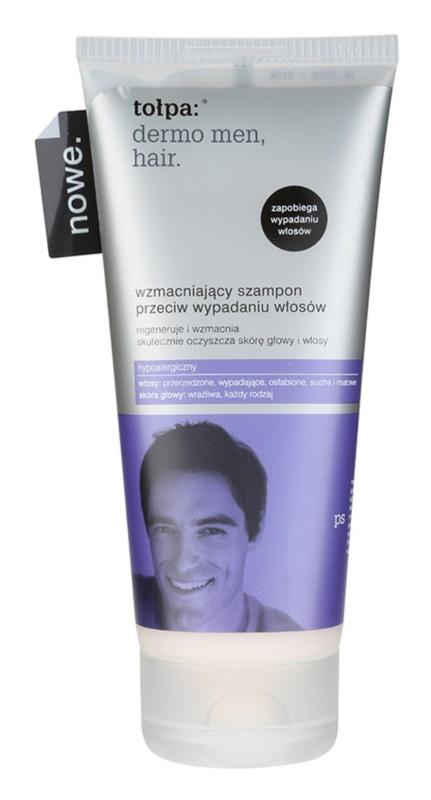 Tołpa Dermo Men Hair posilňujúci šampón proti vypadávaniu vlasov