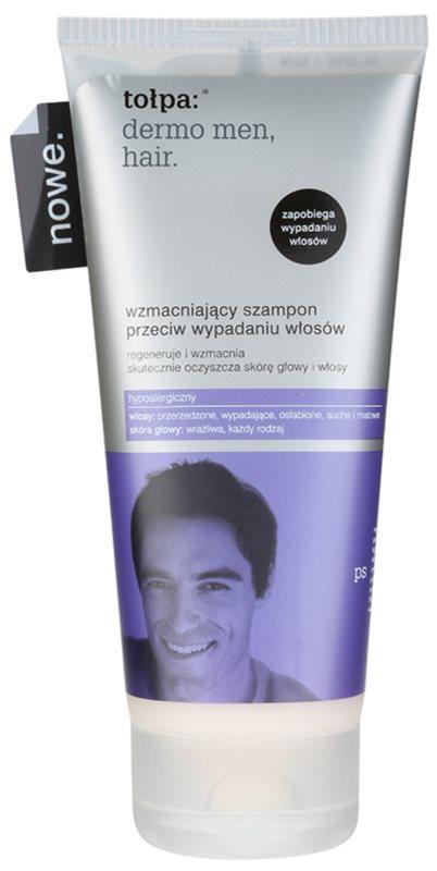 Tołpa Dermo Men Hair зміцнюючий шампунь проти випадіння волосся