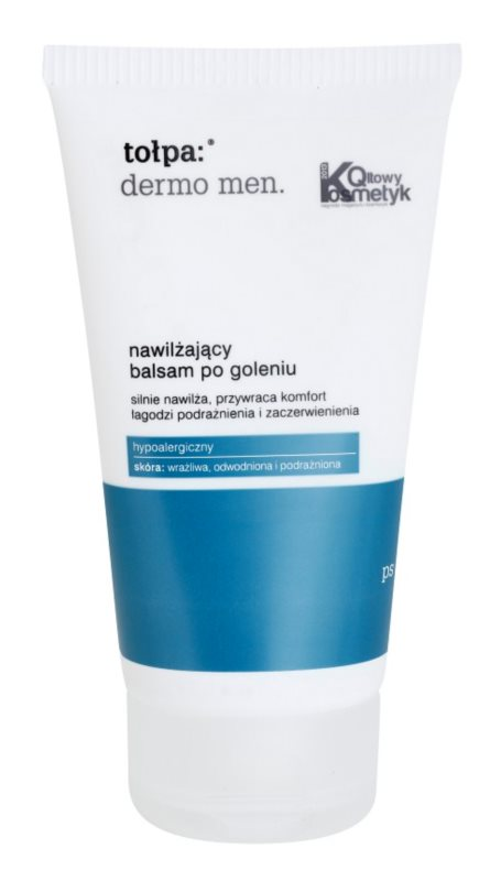 Tołpa Dermo Men bálsamo hidratante after shave