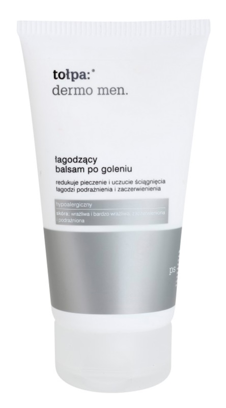 Tołpa Dermo Men bálsamo calmante after shave
