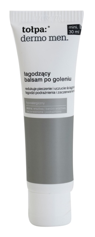 Tołpa Dermo Men bálsamo after shave apaziguador
