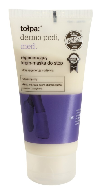 Tołpa Dermo Pedi Med Restoring Cream For Legs