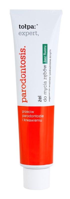 Tołpa Expert Parodontosis pasta de dinti pentru gingii iritate fara flor