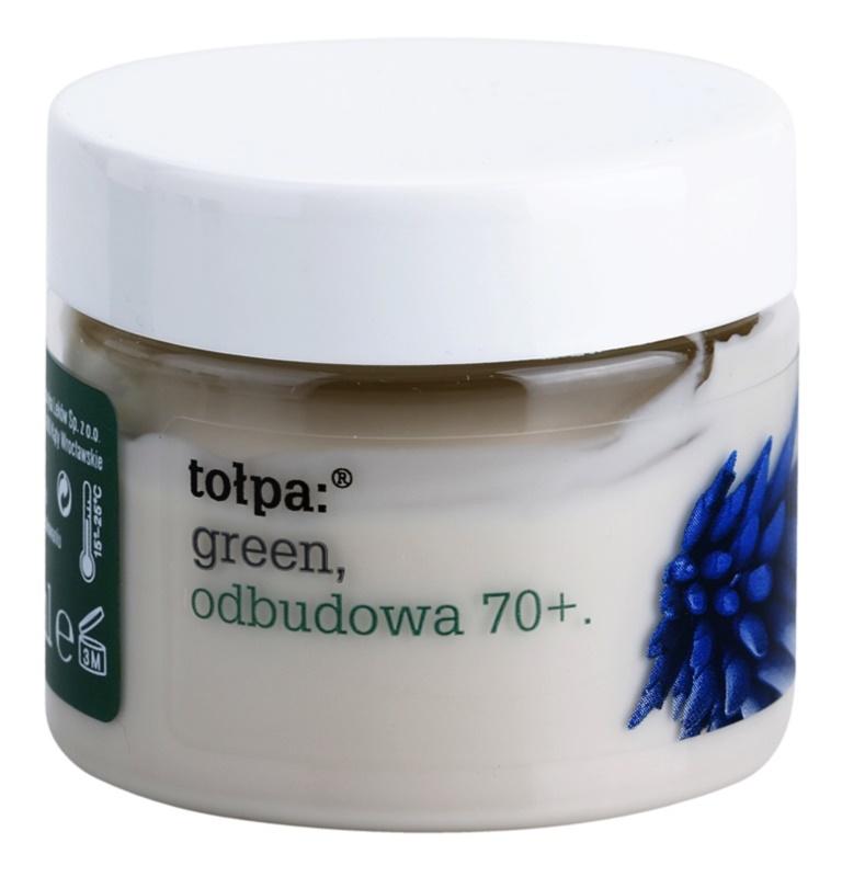 Tołpa Green Reconstruction 70+ erneuernder Balsam mit regenerierender Wirkung