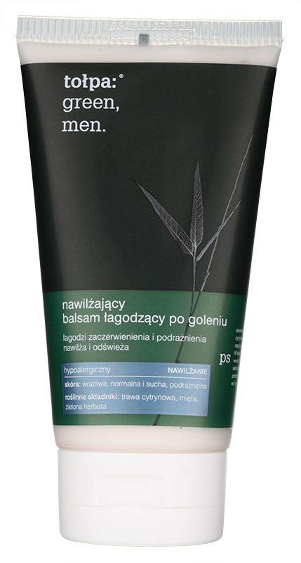 Tołpa Green Men bálsamo calmante after shave con efecto humectante