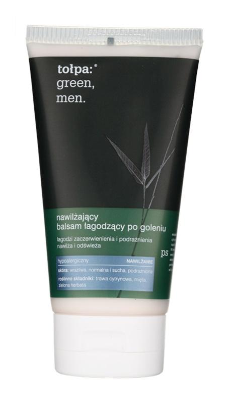 Tołpa Green Men zklidňující balzám po holení s hydratačním účinkem